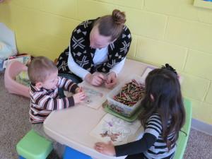 nursery coloring