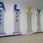 Alive pillars